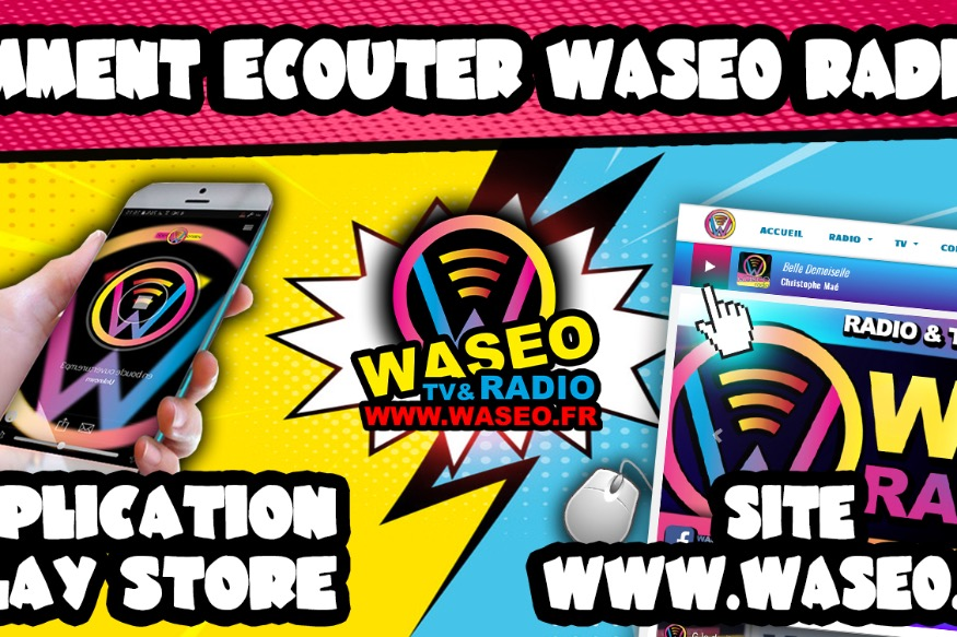 Comment écouter WASEO RADIO ?