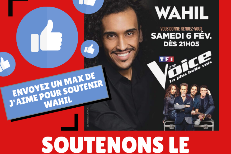 WAHIL - Un beauvaisien à The Voice